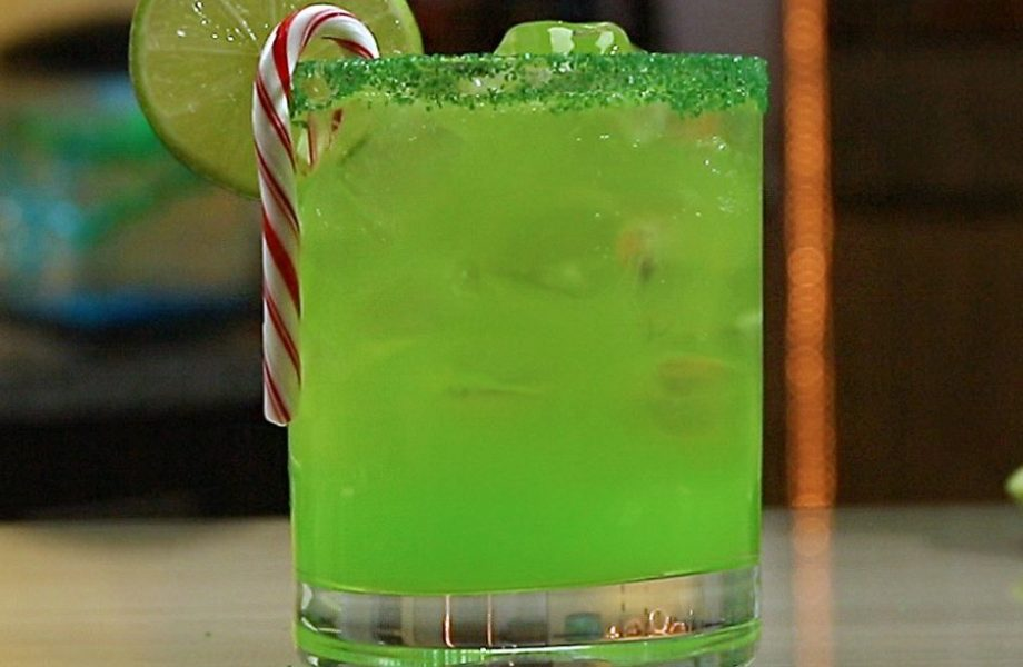 Grinch-Cocktail
