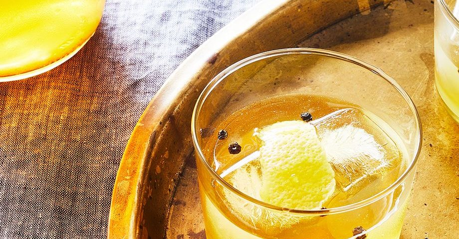 vodka e limoncello cocktail