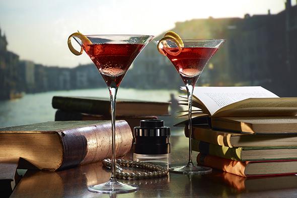 cocktail e libri